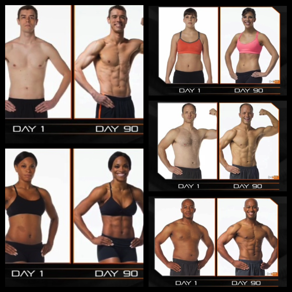 P90X3 – Angie In Pro... P90x3